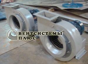 Вентилятор дутьевой ВД-2,7