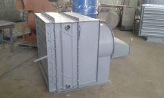 Агрегат отопительный АО-ВВО (теплоноситель-вода) аналог АО2