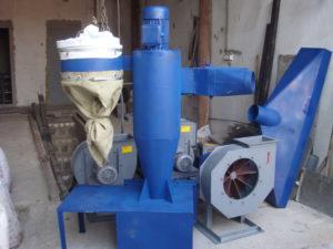 Промышленный пылеуловитель ПП-9