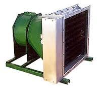 Агрегат электрический СФОО (аналог АО-ЕВО) с осевым вентилятором