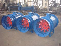 шахтные вентиляторы