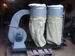 Промышленный пылеуловитель ПП-2
